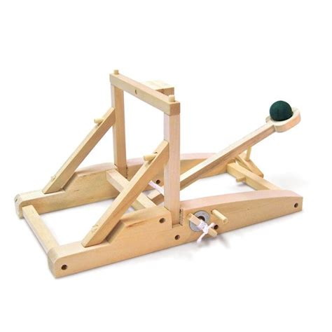 wooden kit medieval catapult wooden kits turners retreat