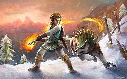 Zelda Legend Breath Wild Wallpapers 1080p Deviantart