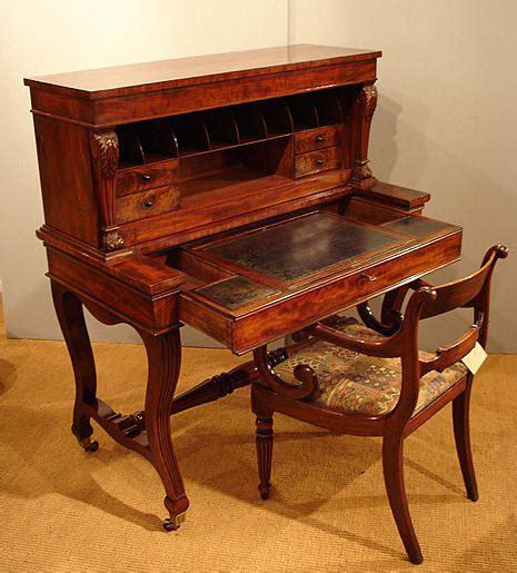 bureau secretaire antique antique piano desk bureau and secretaire
