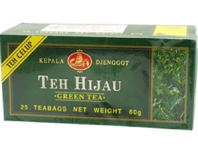 Tong Tji Tea Black Celup 50 Gr kepala jenggot teh hijau 25sachet 60gr