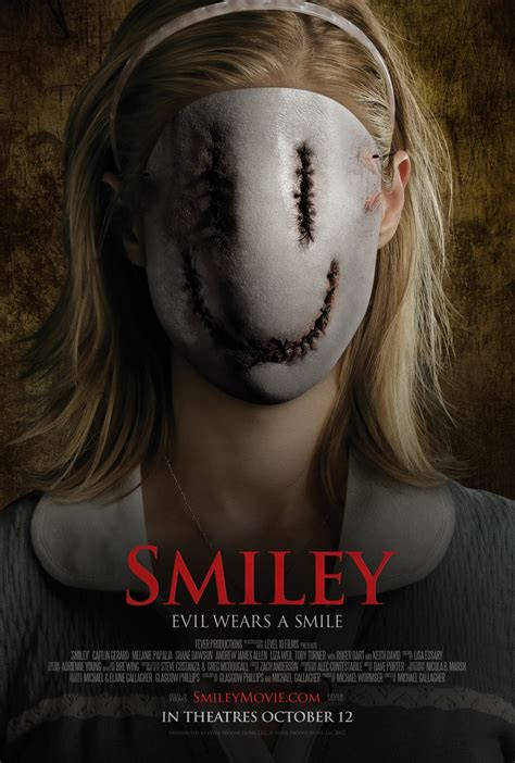smiley dvd release date redbox netflix itunes amazon