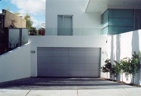 alucobond  personality garage doors