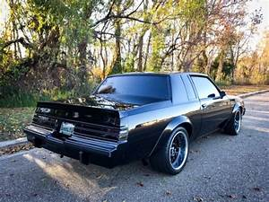 1986 Buick Regal Grand National T