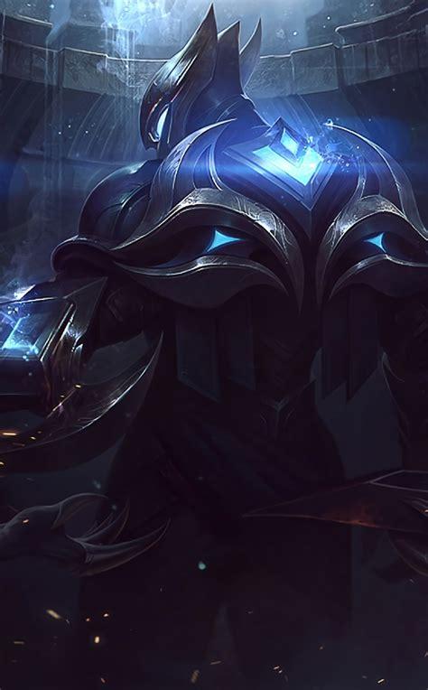 league  legends zed  overwatch reaper full hd wallpaper