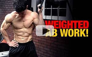 Should You Do Weighted Ab Work   Good Or Bad Move