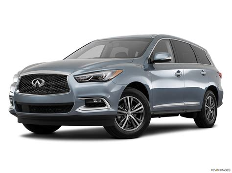 Lease A 2018 Infiniti Qx60 3.5 Automatic Awd In Canada