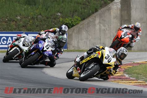 2013 Ama Pro Road Racing Down To 10 Rounds; Revised Schedule