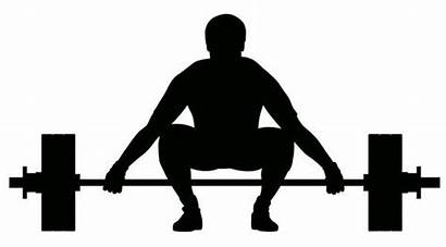 Squat Weightlifting Olympic Overhead Don Svg Silhouette