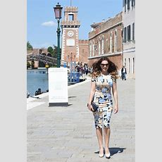Kelly Brook  Out In Venice, Italy  May 2015