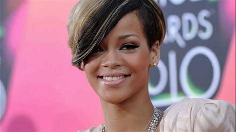 Rihanna Short Hairstyles Front And Back । 30 Rihanna Short