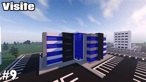 Nework City  Un Immeuble à Bureaux Ultra Moderne Dans
