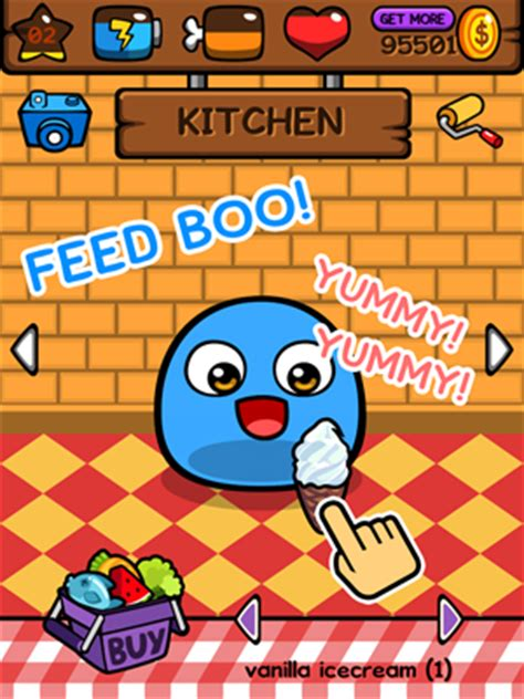 My Boo  Your Virtual Pet Game » Android Games 365 Free