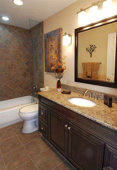 a highlands ranch guest bathroom remodel guest bath
