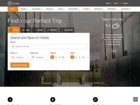 45+ Best Travel Wordpress Themes For Blogs, Agencies And