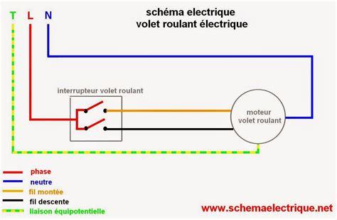 volet roulant pour placard cuisine norme electrique couleur des fils 7 c226blage les
