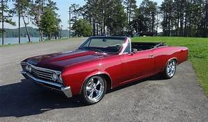 67 Chevelle Convertible Frame Of