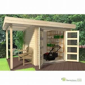 Gartenhaus Mit 2 Eingängen : gartenhaus 28 mm sydney 5 240 x 240 holz schuppen flachdach pultdach blockhaus ebay ~ Sanjose-hotels-ca.com Haus und Dekorationen
