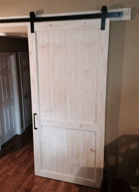 interior barn door woodwork  woodbeck