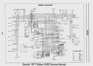 1971 Camaro Horn Wire Schematic