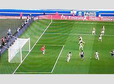 GIF Zlatan Ibrahimmovic's ridiculous backheel volley