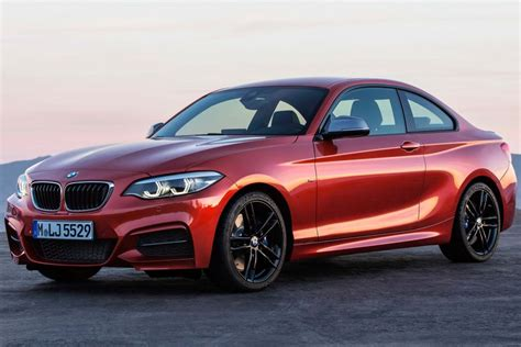 Bmw 2series Coupe (2017 Facelift, F22, First Generation