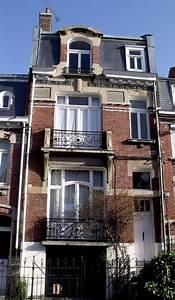 Maison Art Deco : lille l 39 art nouveau et l 39 art d co la madeleine rue du docteur legay ~ Preciouscoupons.com Idées de Décoration