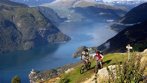 Hd Snowy Mountain Wallpaper Norway Travel Blog Tourism Travel Guide Cycling In Norway Go Green