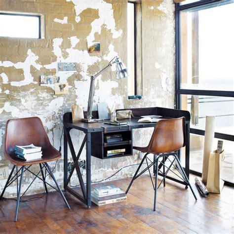 bureau maisons du monde travail à domicile créer votre espace bureau
