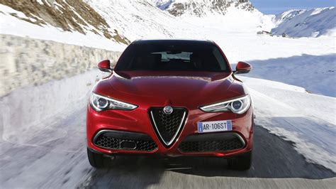 Alfa Romeo Top Gear by 2018 Alfa Romeo Stelvio Review Top Gear