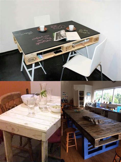 fantasticas ideas de muebles  palets reciclados