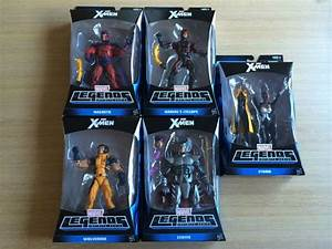 Marvel legends infinite series x-men full set of 5 figures ...