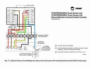 Electric Heat Pump Wiring Diagram