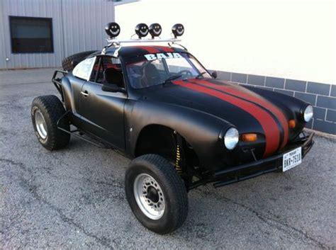 baja truck street legal sell used 1972 manx baja subaru desert racer 4x4 buggy