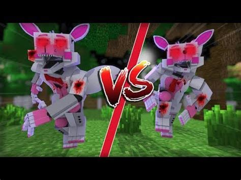 minecraft exe mangle exe vs funtime foxy exe minecraft 655 | hqdefault