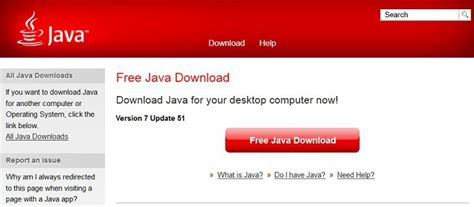 download windows for java
