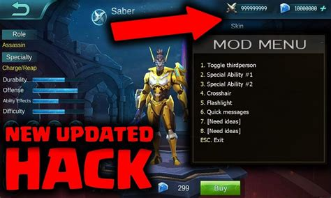 mobile legends hack battle points  diamonds apk