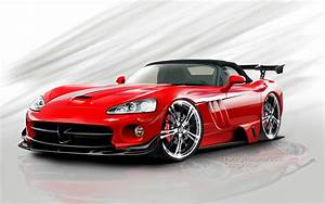 Elegant Dodge Viper Wallpaper For Desktop