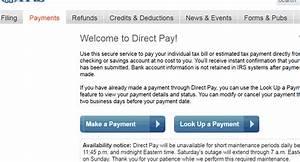 Abrechnung Directpay : irs direct pay payment ~ Themetempest.com Abrechnung