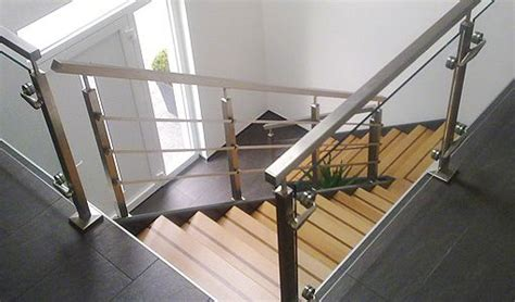 square stainless steel balustrade stainless steel