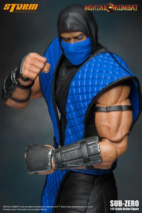 Mortal Kombat X Sub Zero By Junleashed On Deviantart
