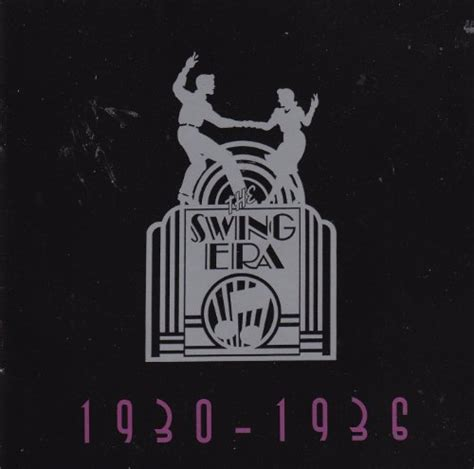 Although some disagree, swing music is basically a type of jazz. Swing Era 1930 - 1936 (Time-Life) - Buy Online in UAE.   Audio CD Products in the UAE - See ...