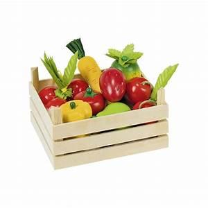Cagette En Bois : cagette de fruits et l gumes en bois goki ~ Teatrodelosmanantiales.com Idées de Décoration
