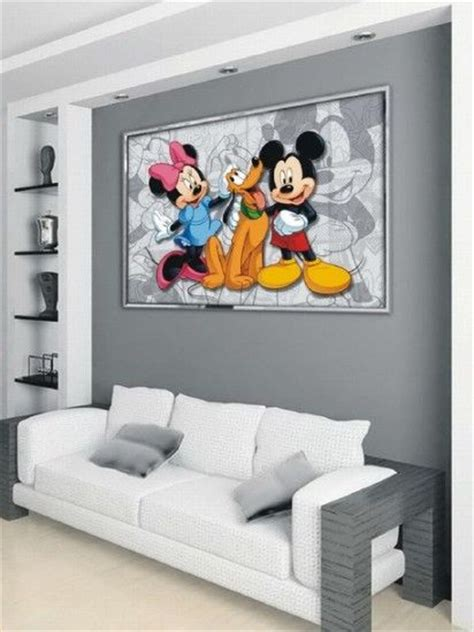 disney wall paint schemes disney mickey mouse