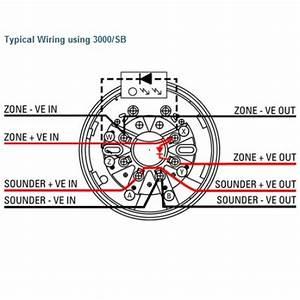 Protec 3000  Sb Electronic Sounder Base