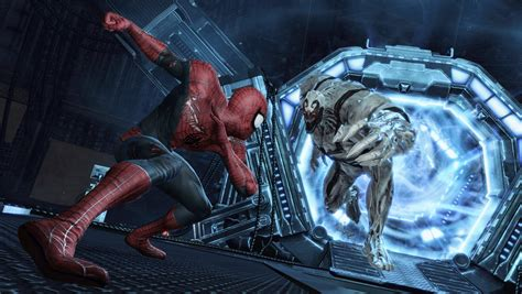 Spider Man Edge Of Time Wallpapers Video Game Hq Spider
