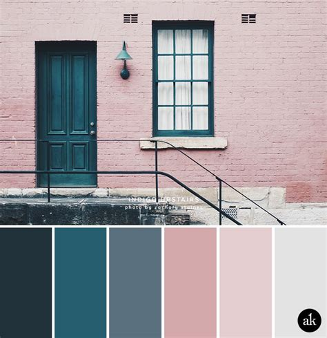 Palette Blue White Winning Combination an indigo door inspired color palette colorim 233 trie