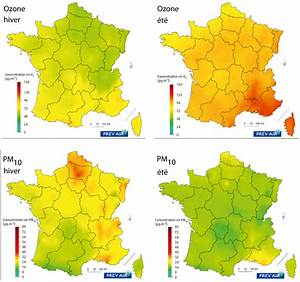 Carte France Pollution : courir et pollution de l air les conditions m t os et les cycles de pollution ~ Medecine-chirurgie-esthetiques.com Avis de Voitures