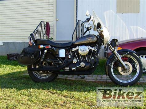 Harley-davidson Xls 1000 Roadster
