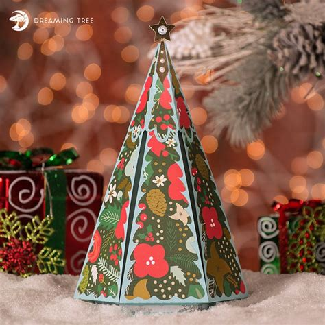 3D Christmas Card Svg Free  – 167+ File Include SVG PNG EPS DXF