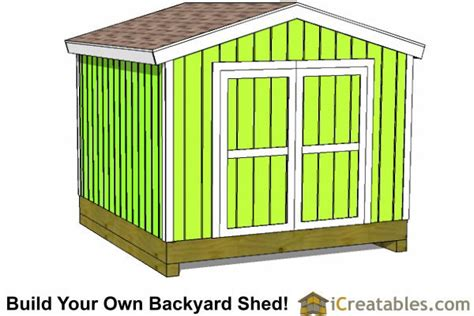 10x10 Shed Plans Pdf by 10x10 Shed Plans Storage Sheds Small Barn Designs